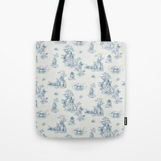Toile de StarWars Tote Bag