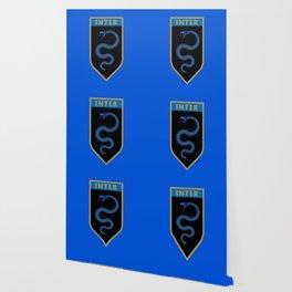 Milan Blue Badge Wallpaper