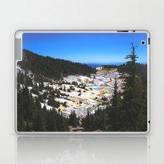 Bumpass Hell Pass Lassen Volcanic National Park Laptop & iPad Skin