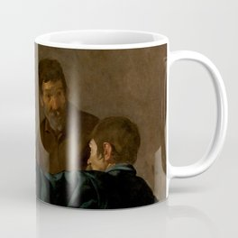 """Diego Velázquez """"The Supper at Emmaus"""" Coffee Mug"""
