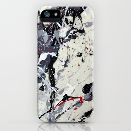 strato moments #3 iPhone Case