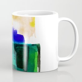 Meditations No.1f by Kathy Morton Stanion Coffee Mug