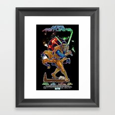 Hope Returns Framed Art Print