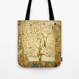 Gustav Klimt - Tree of Life Tote Bag
