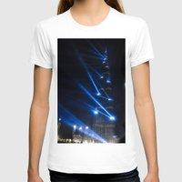 wiz khalifa T-shirts featuring Burj Khalifa - Inauguration Day Jan 4, 2010 by chbobbles