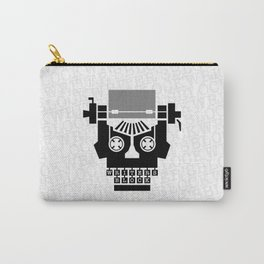 Writer's Block II Carry-All Pouch