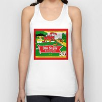 ale giorgini Tank Tops featuring Old Style Northern Ale by theyellowsnowco