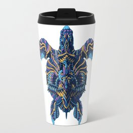Sea Turtle (Color Version) Travel Mug