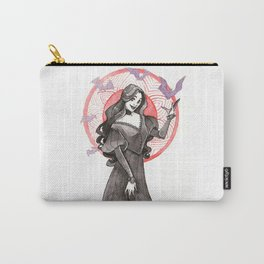 Vampire Girl Carry-All Pouch