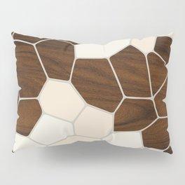 Geode in Cream Pillow Sham