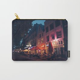 Nightlife in Amsterdam Carry-All Pouch