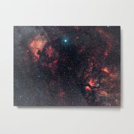 Cygnus Constellation Metal Print