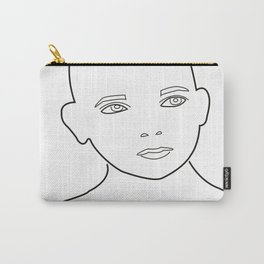 ha funny Carry-All Pouch
