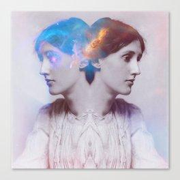 Nebulosa Woolf Canvas Print