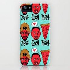 RZA, GZA, PIZZA iPhone (5, 5s) Slim Case