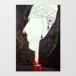 Nakund Canvas Print