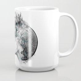 Earth and the Moon Coffee Mug