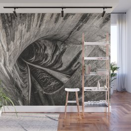 Dam Reticulation - the Void Wall Mural
