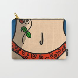 Strong Independent Woman | Veronica Nagorny Carry-All Pouch