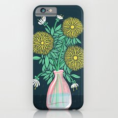 Chrysanthemum Bouquet iPhone 6s Slim Case