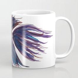 Original Betta Fish Watercolor Coffee Mug
