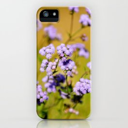 """Violette"" by ICA PAVON iPhone Case"