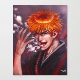 Soul Reaper transforms Canvas Print