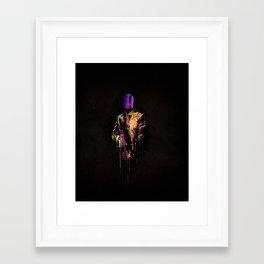 Mafia Music Framed Art Print