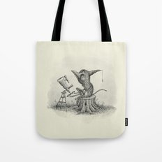 'Looking For Astronauts' Tote Bag
