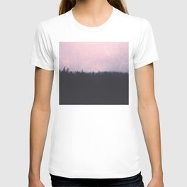 Seamless forest T-shirt