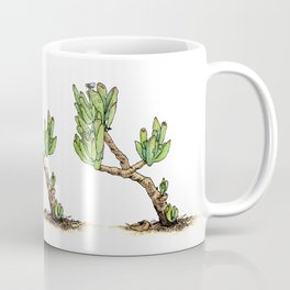 CRASSULA OVATA Coffee Mug