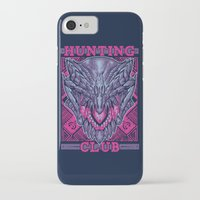 gore iPhone & iPod Cases featuring Hunting Club: Gore Magala by MeleeNinja