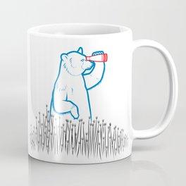DA BEARS - SEARCHING Coffee Mug