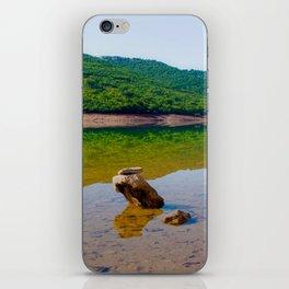 Lake iii iPhone Skin