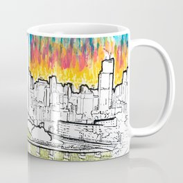 BRISBANE POSTCARD SERIES 021 Coffee Mug