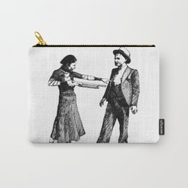 Bonnie&Clyde Carry-All Pouch