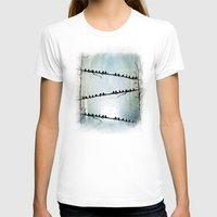 agnes T-shirts featuring Barricade by Viviana Gonzalez