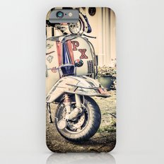 Vintage Moped iPhone 6s Slim Case