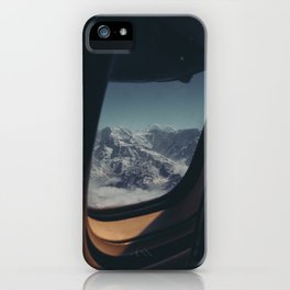View on the Everest iPhone Case