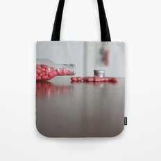 Heart Drops Tote Bag