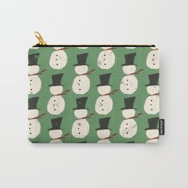 Jolly Green Snowguys Carry-All Pouch