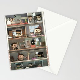 Daily Life Stationery Cards