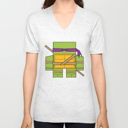 TMNT - Donatello Unisex V-Neck