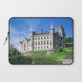 Dunrobin Castle  Laptop Sleeve