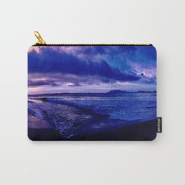 Dramatic Seascape Sunset Carry-All Pouch