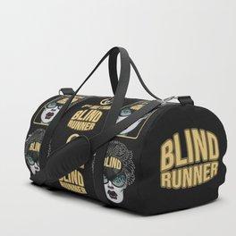 BLIND RUNNER Duffle Bag