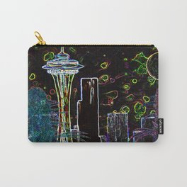 Sychedelic Seattle Carry-All Pouch