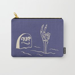 Rest in Peace Carry-All Pouch