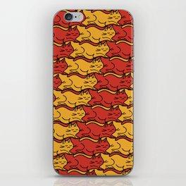 Tesselcats iPhone Skin
