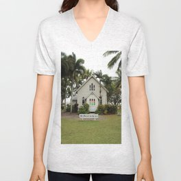St Mary's by the Sea Unisex V-Neck